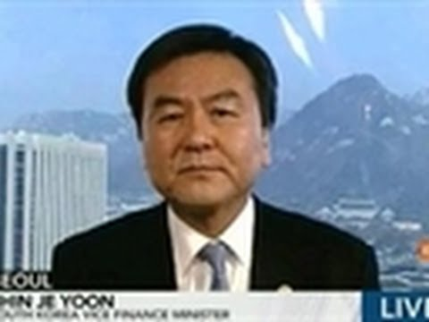 Shin Says Iran Sanctions to Affect South Korea Economy