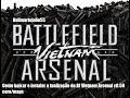 PARTE 2 como baixar e instalar a atualização Arsenal v0.50 do Battlefield Vietnam
