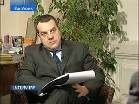 EuroNews - EN - Interview: Euronext's chief executive