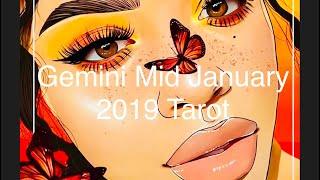 ~Gemini~ 😍WOW, FINALLY TRUE LOVE! NEW OR OLD LOVE💗 Mid January 2019 Tarot