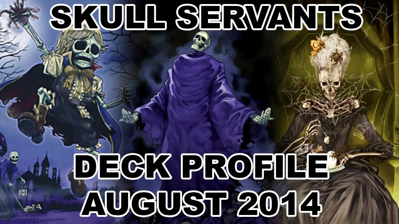 Yugioh Skull Servant Deck Skull Servants Deck Profile