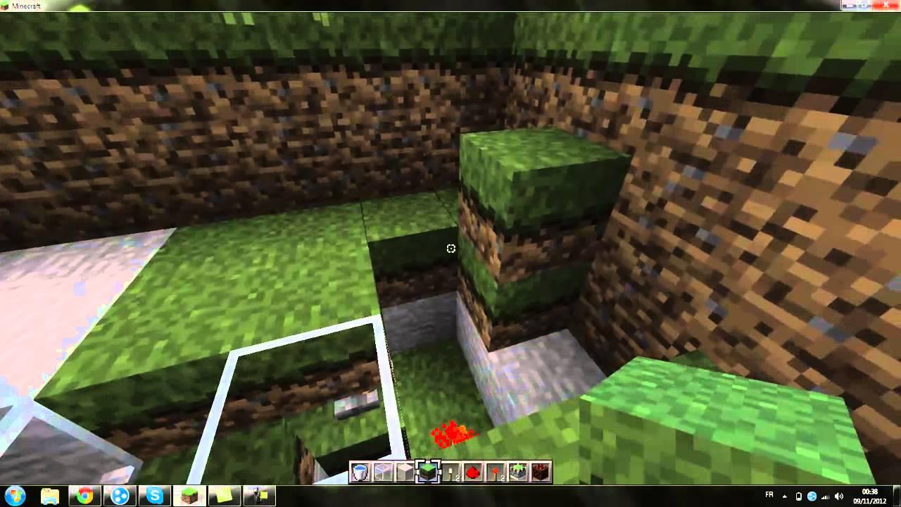 Automatique Dans Minecraft