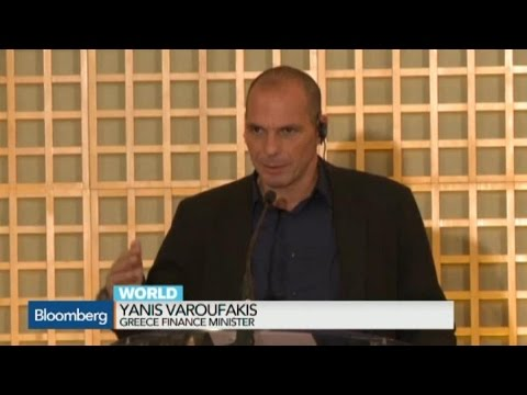 Greece Finance Minister: We Are Desperate