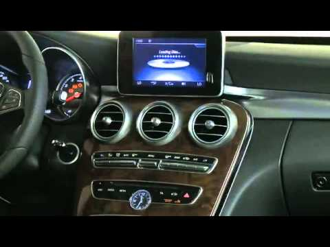 2015 Mercedes Benz C Class Video
