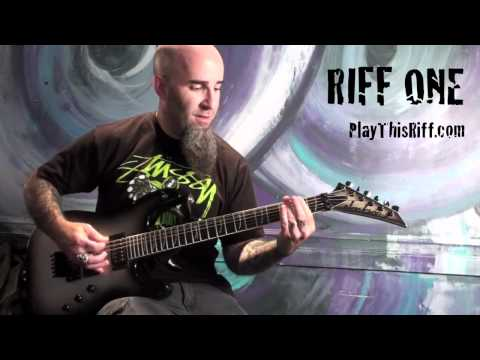 SCOTT IAN guitar lesson for PlayThisRiff.com