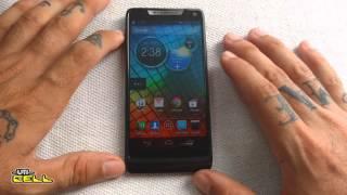Formatando/Restaurando o Motorola Razr i (XT890) #UTICell