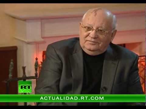 Entrevista con Mijaíl Gorbachov, el último líder de la Unión Soviética