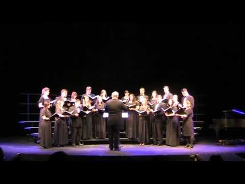 Independence Community College Chamber Singers Spring 2013