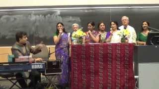 Gandhi Jayanti 2014 -- Ramdhun: Raghupati Raghav Rajaram, Patit Pavan Sitaram...