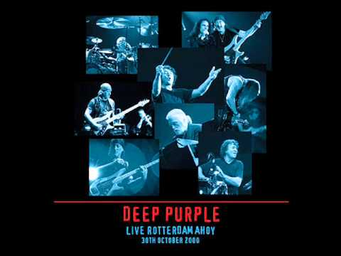 Deep Purple - When A Blind Man Cries ( Live at the Rotterdam Ahoy, 2000 )