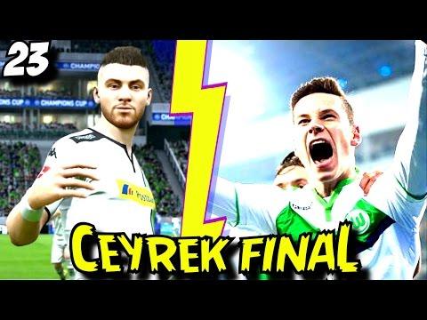 CL Ligi Ceyrek Final ● TAMAM YADA DEVAM | Fifa 16 Oyuncu Kariyeri | 23.Bölüm | Ps 4