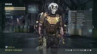 call of duty advanced warfare multiplayer FUNAGE MOMENTS #2 ,Noob player,HE HULK, I