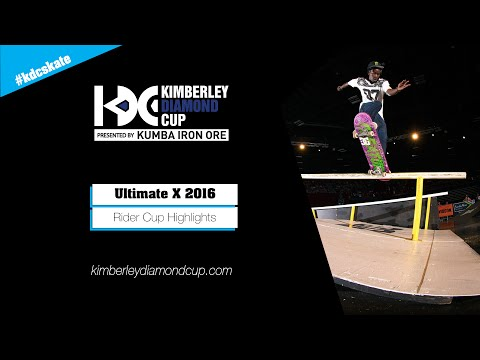 KDC Grand Slam Regional Qualifiers At Ultimate X 2016: Rider Cup Finals