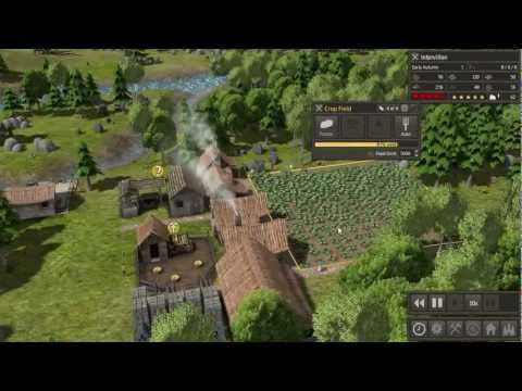 Banished Gameplay (Alpha Build)