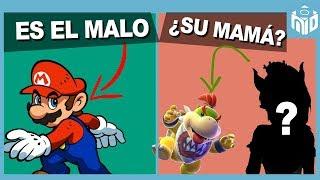 8 Cosas de SUPER MARIO que Nintendo NO quiere que sepas | N Deluxe