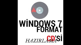 Windows 7 Format CD