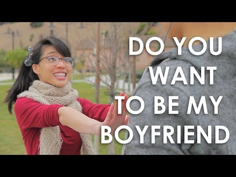 Do You Want To Be My Boyfriend [frozen Parody] video