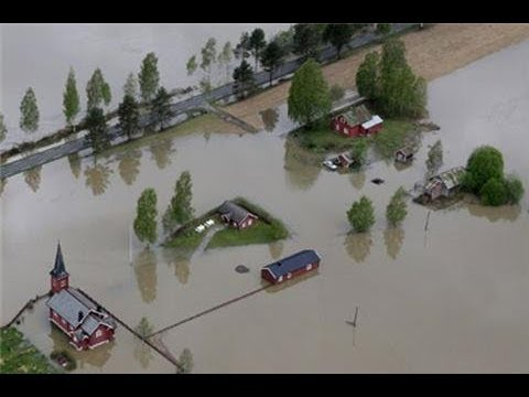 PROPHECY: Major FLOOD!! upon EUROPE - Germany, Czech Repub, Hungary etc