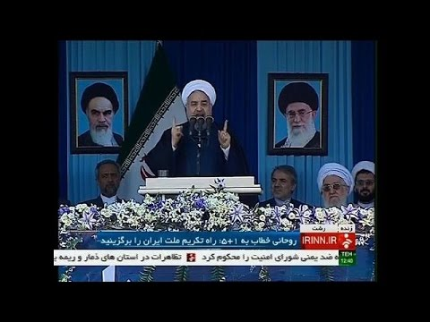 Rouhani: Iran not negotiating nuclear deal with US Congress