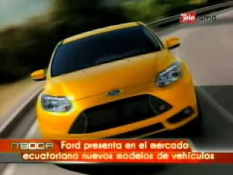 Ford presenta en el mercado ecuatoriano nuevos modelos de vehículos