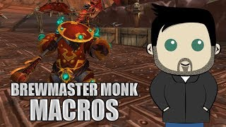 Brewmaster Monk GSE Macros for 8.0