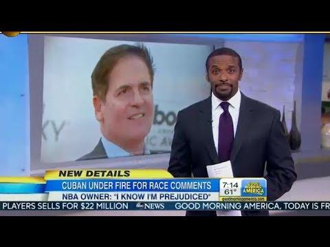 Mark Cuban Racist remarks Dallas Mavericks Mark Cuban