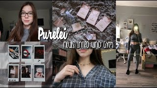 Neues Intro? Purelei und Gym | Hannah Theresa