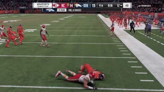 Madden 18 EA Sports  {No MUT OVR HERE} koloradokutty's ACTION