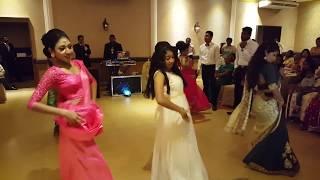 Best wedding dance of the year (ධනූ and නදීර)