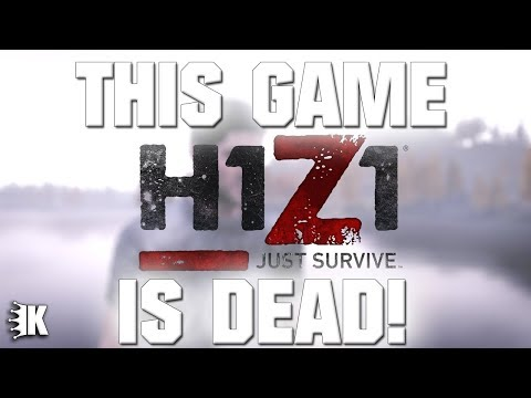 What is H1Z1 Just Survive? | This Game Is Dead | @KingofSoup
