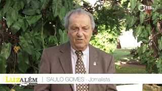 Convite - Exposição Luz Além da Tela - Saulo Gomes