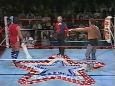 Rollerball Rocco v Marty Jones