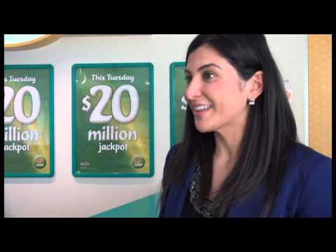 Lotto Luck: ECU Broadcasting student Roxanne Reichenberg reports for ECU Daily