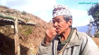 Village Life of Nepal !! Preparation of marriage party in village !!