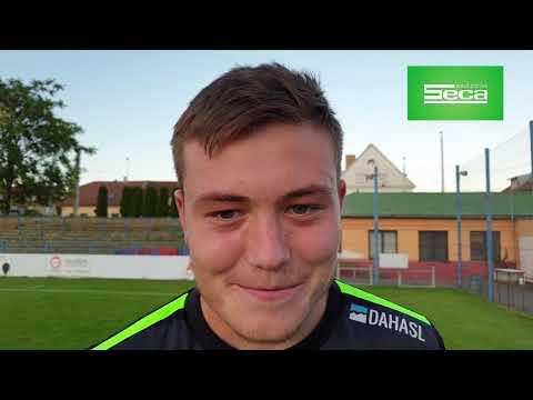 První zápas za A tým a hned si Marek Rajnoch připsal důležitou branku