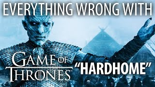 "Everything Wrong With Game of Thrones ""Hardhome"""