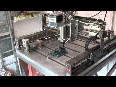 My CNC machine explained
