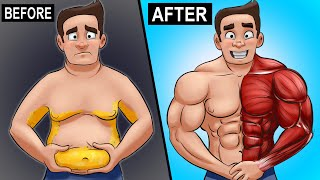 5 Steps to Build Muscle & Lose Fat at The Same Time