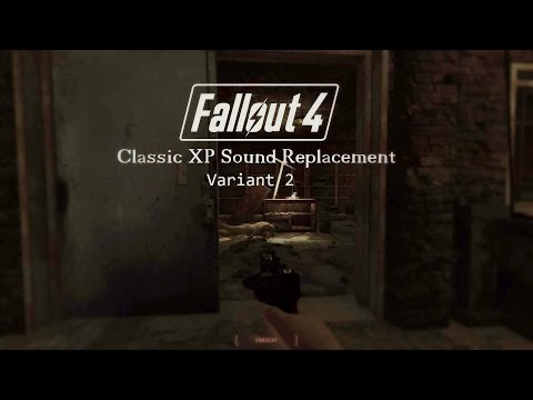 Old School XP Gain Sound - Fallout 4 Variant 2