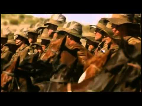 LIGHTHORSEMEN AUSTRALIAN CLASSIC WW1 MOVIE TRAILER