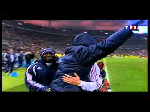 France Vs Maroc (Match amical 2007) but de Nasri HQ
