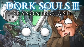 "DORK SOULS 3 ""Seasoning Ash"" (Dark Souls 3 Cartoon Parody)"