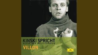 Klaus Kinski - Ich Bin Nach Deinem Roten Mund So Krank