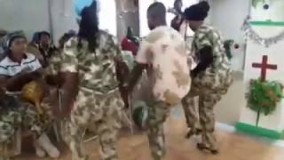 Nigerian Army Women and Men Band and Music
