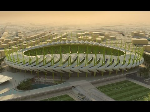 15 AMAZING Futuristic Football Stadiums 2016-2018 | Ft. Premier League, La Liga