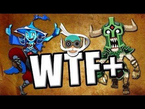 DOTA 2 Reborn | Кастомка WTF + | ИМБАААА!!!!