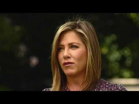 Jennifer Aniston's Thoughts On Marriage | TODAY