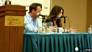 Wizard World Chicago: Charmed Panel with Holly Marie Combs and Brian Krause