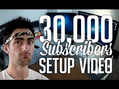30K Subscribers Special : My Gaming Setup