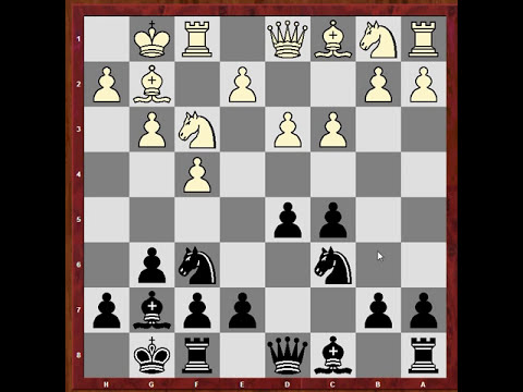 Anti-Bird systems against 1.f4